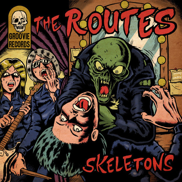 The Routes - Skeletons