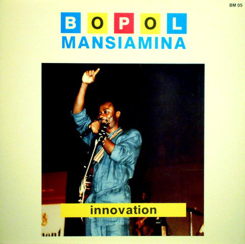 Bopol Mansiamina - Innovation