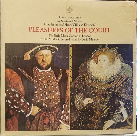 Pleasures of the Court