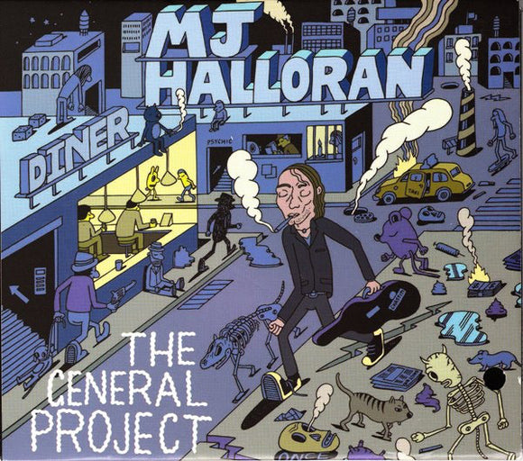 M J Halloran - The General Project