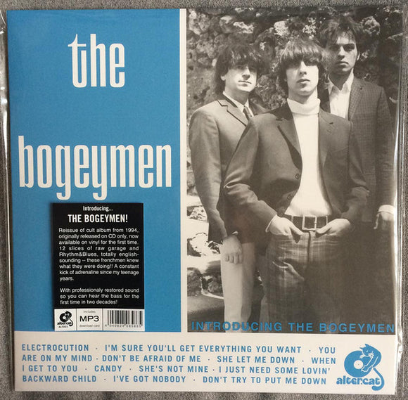 The Bogeymen - Introducing The Bogeymen