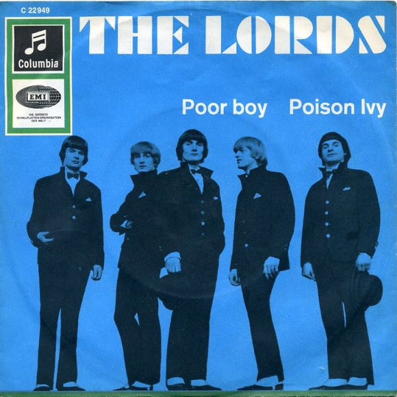 The Lords - Poor Boy / Poison Ivy