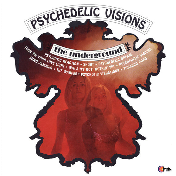 The Underground - Psychedelic Visions
