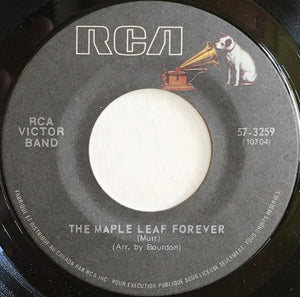 RCA Victor Band - The Maple Leaf Forever