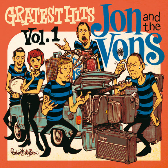 Jon And The Vons - Gratest Hits Vol.1