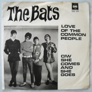 Bats - Love Of The Common People