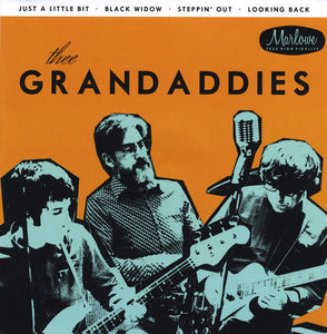 Thee Grandaddies - Just A Little Bit