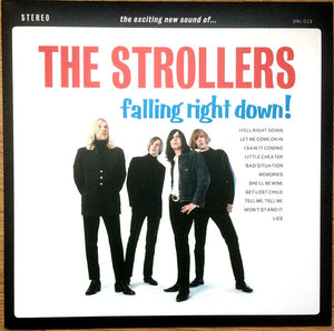 The Strollers - Falling Right Down!