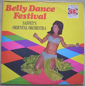 Saffet's Oriental Orchestra - Belly Dance Festival