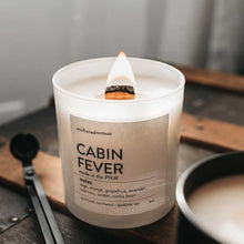 Load image into Gallery viewer, Anchored NW Cabin Fever Candle - re-souL