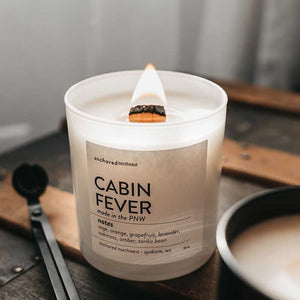 Anchored NW Cabin Fever Candle - re-souL
