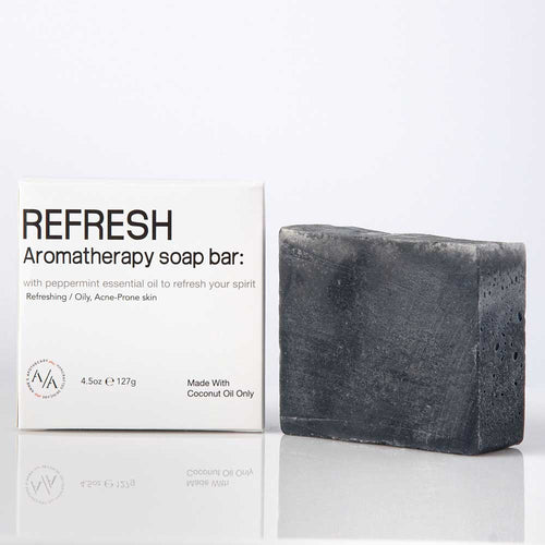 Anne's Apothecary Refresh Aromatherapy Soap - re-souL