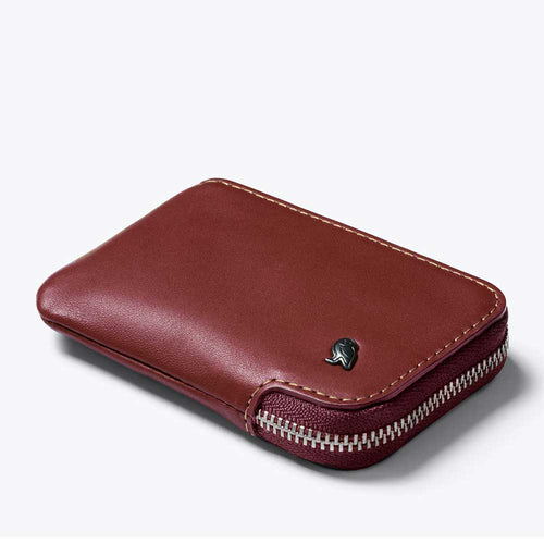Bellroy Card Pocket - Red Earth - re-souL