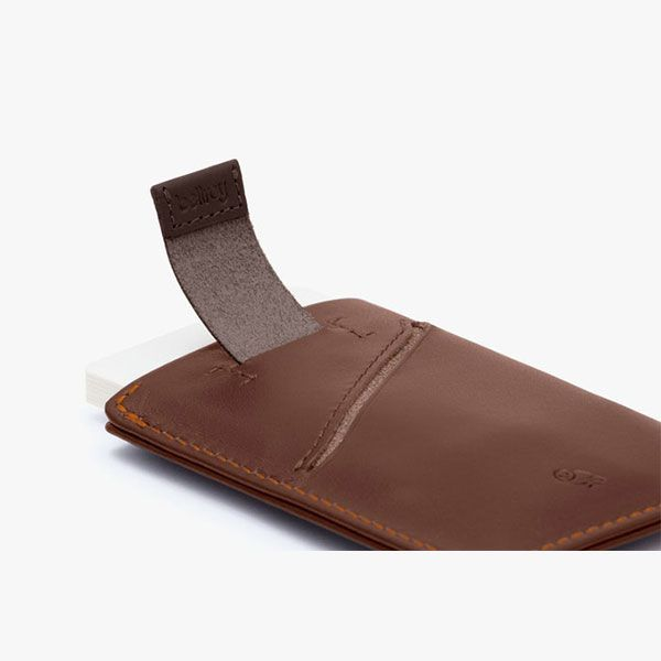 Bellroy Card Sleeve - Cocoa - re-souL