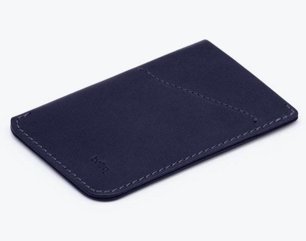Bellroy Card Sleeve - Navy - re-souL