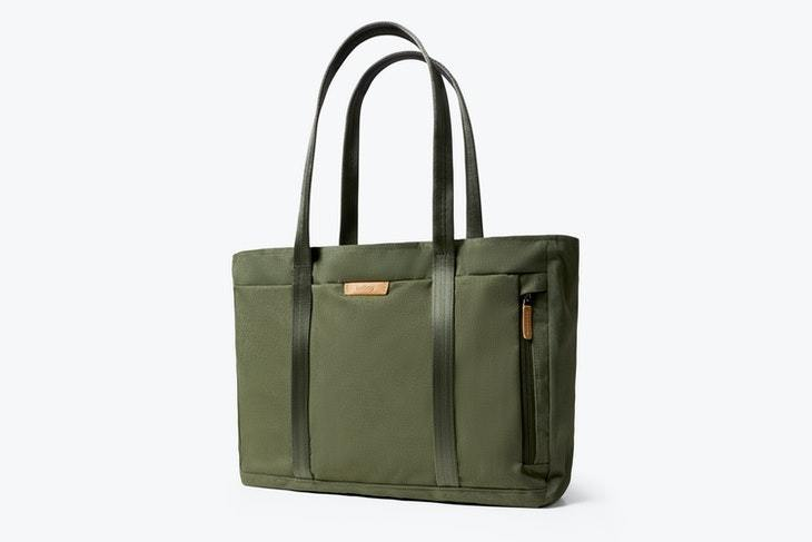 Bellroy Classic Tote - Olive - re-souL
