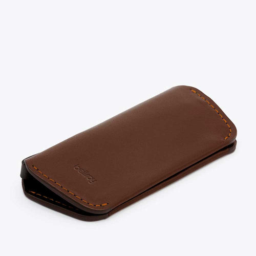 Bellroy Key Cover Plus - Cocoa - re-souL