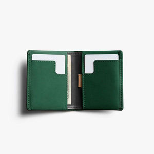 Bellroy Slim Sleeve - Racing Green - re-souL