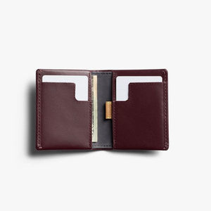 Bellroy Slim Sleeve - Wine - re-souL