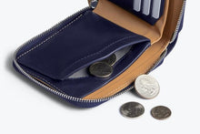Load image into Gallery viewer, Bellroy Zip Wallet - Navy - re-souL