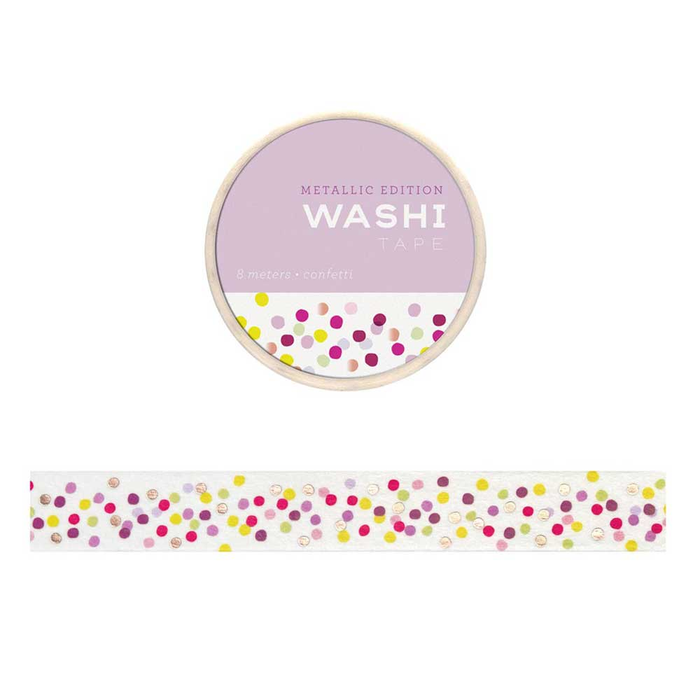 Girl of All Work Confetti Washi Tape - re-souL