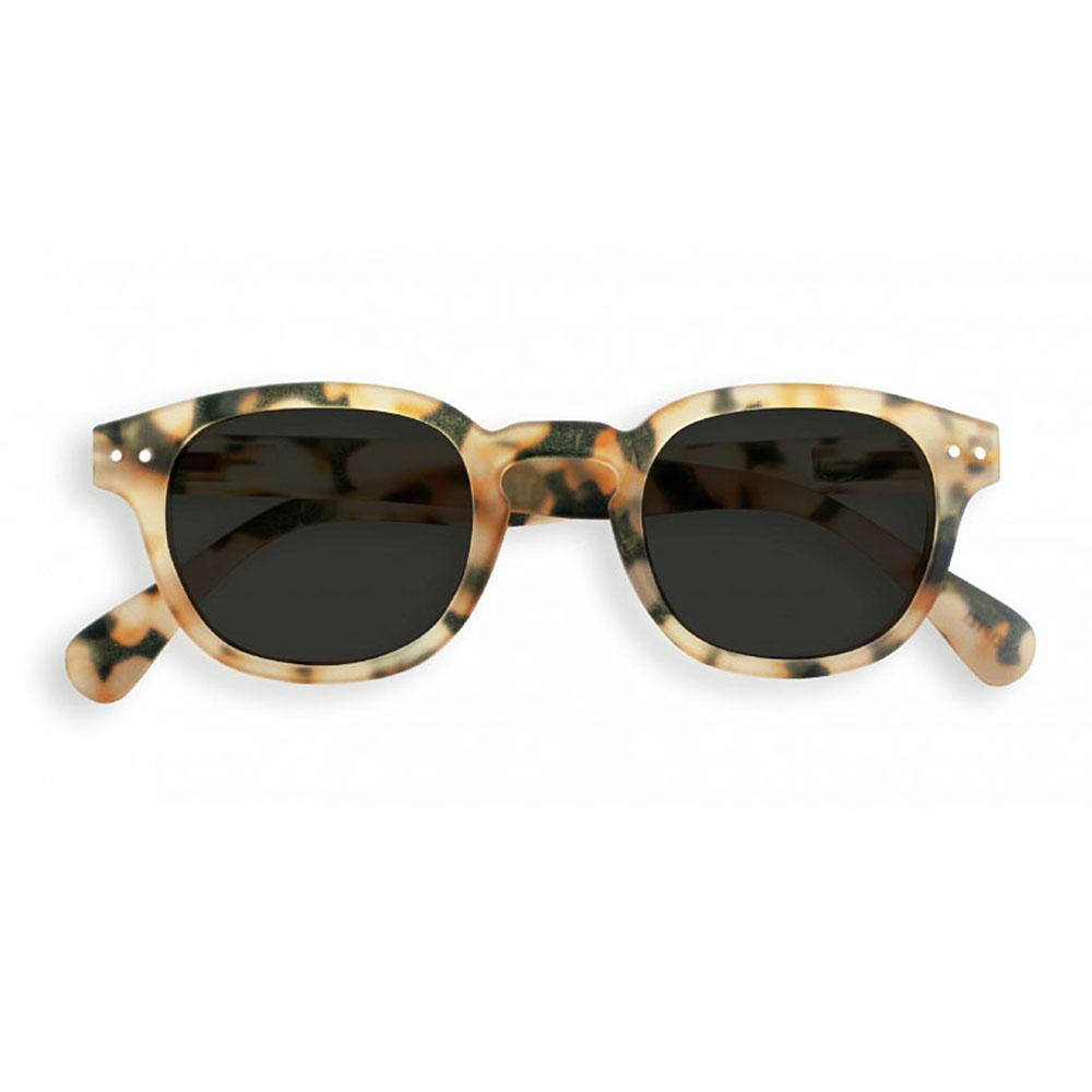 IZIPIZI #C Sunglasses - Light Tortoise - re-souL