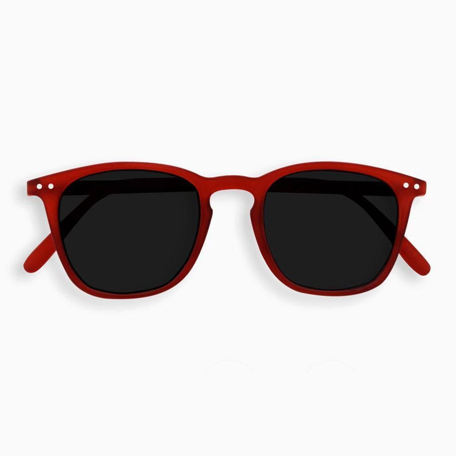 IZIPIZI #E Sunglasses - Red - re-souL