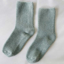 Load image into Gallery viewer, Le Bon Shoppe Cloud Socks - Bay - re-souL