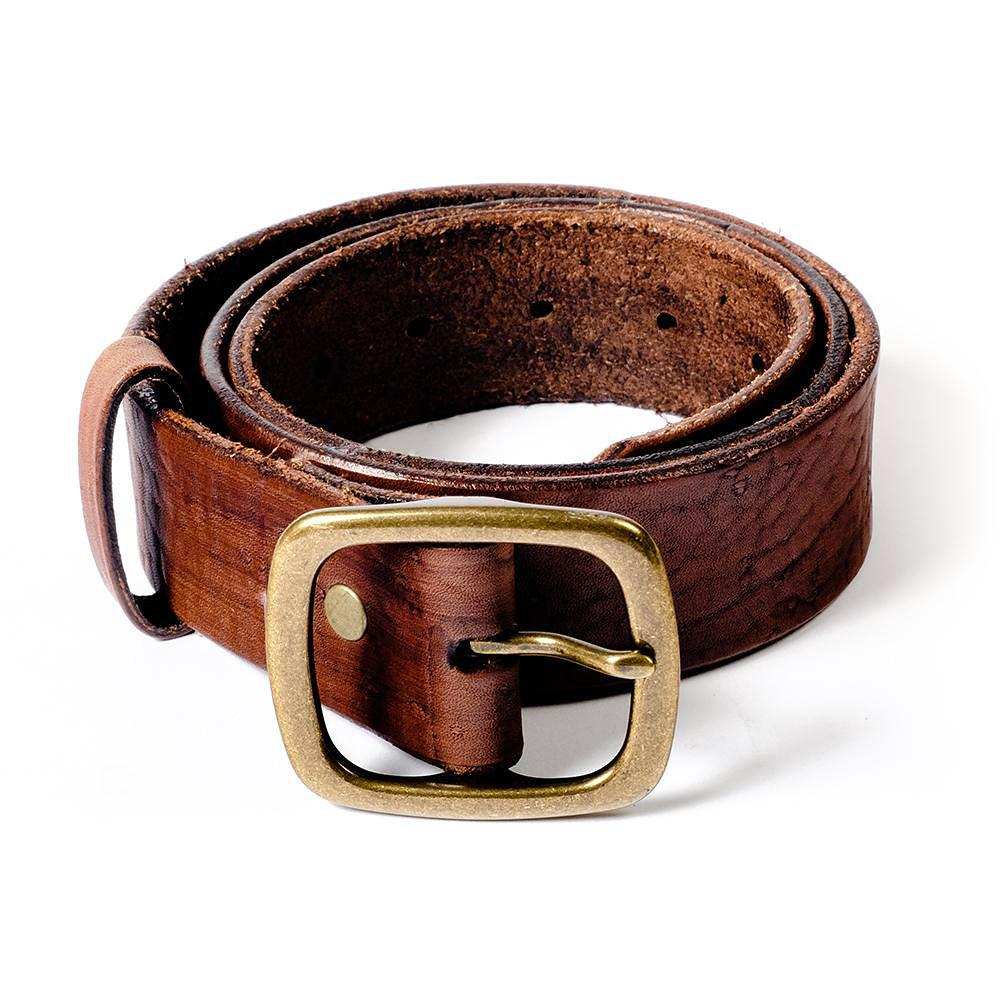 Made in Mayhem Classic Belt - Espresso - re-souL