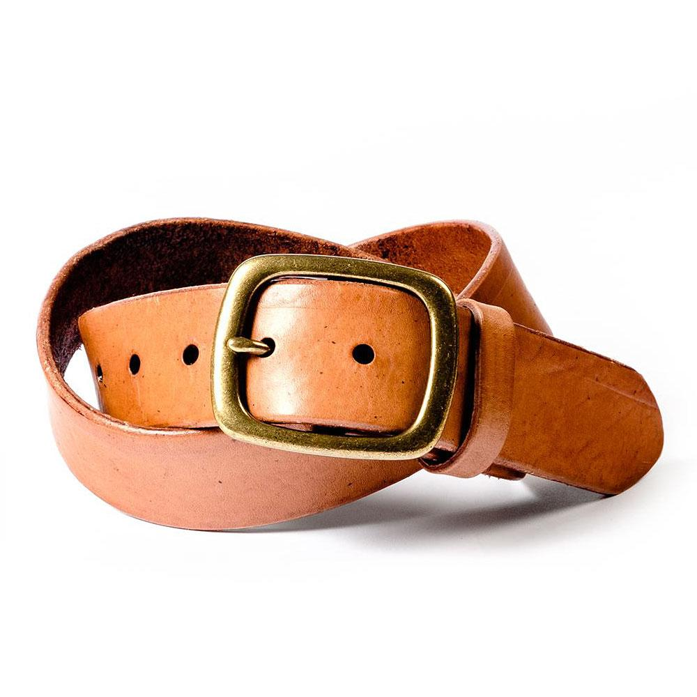 Made in Mayhem Classic Belt - Honey - re-souL
