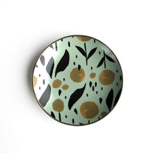 Load image into Gallery viewer, Misha Zadeh Porcelain Trinket Dish - Rain Garden - re-souL