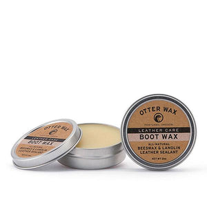Otter Wax Boot Wax 5 oz. - re-souL
