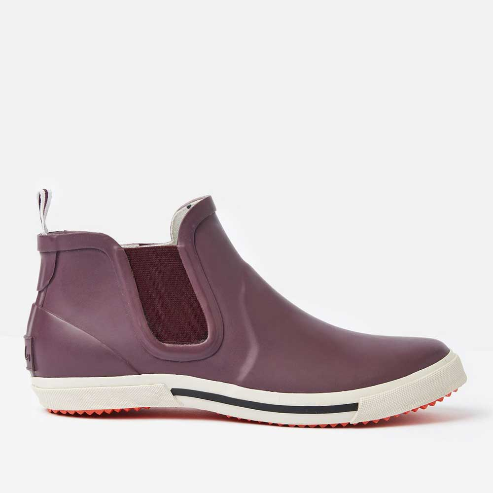 Joules Rainwell Boot - Plum