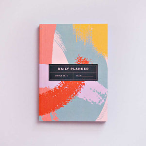 The Completist Daily Planner - Swirls - re-souL