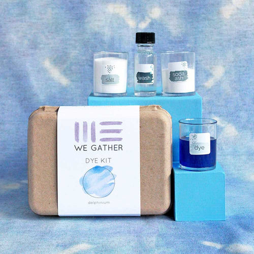 We Gather Shibori Dye Kit - re-souL