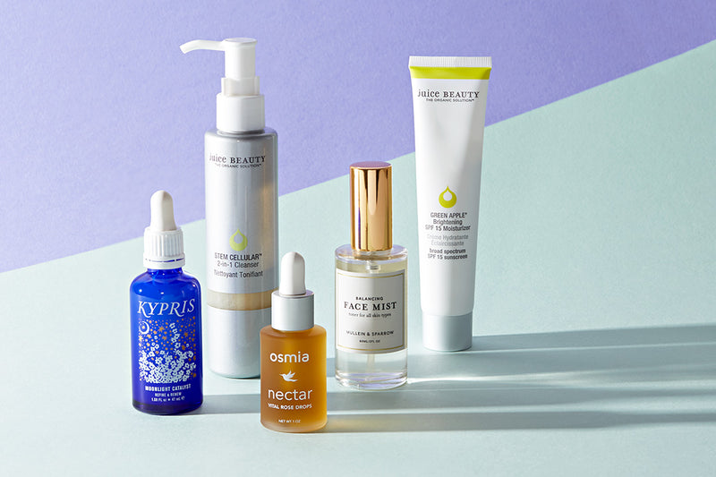 GREEN BEAUTY GUIDE: FLAWLESS SUMMER SKIN