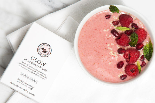 PETIT VOUR COOKS: THE GLOW SMOOTHIE