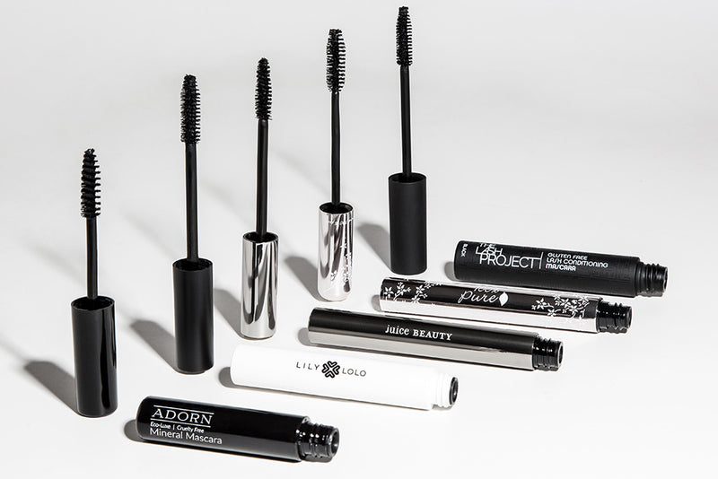 GREEN BEAUTY GUIDE: <br/>FIND YOUR PERFECT MASCARA