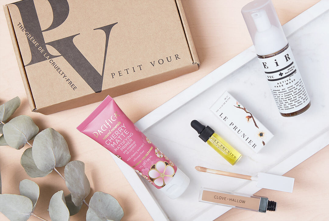 Vegan Beauty Box main image