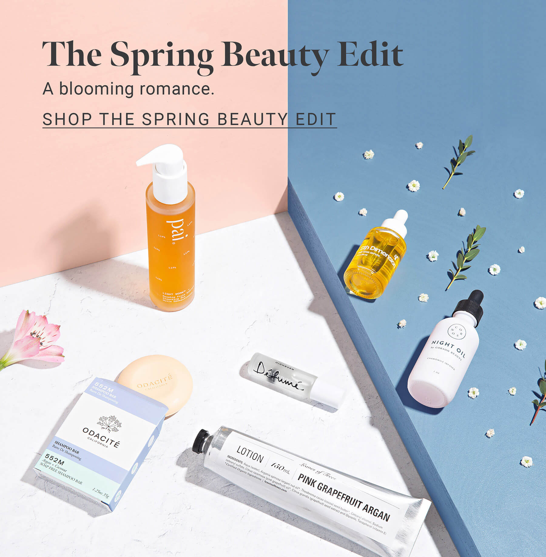 Spring Beauty Edit