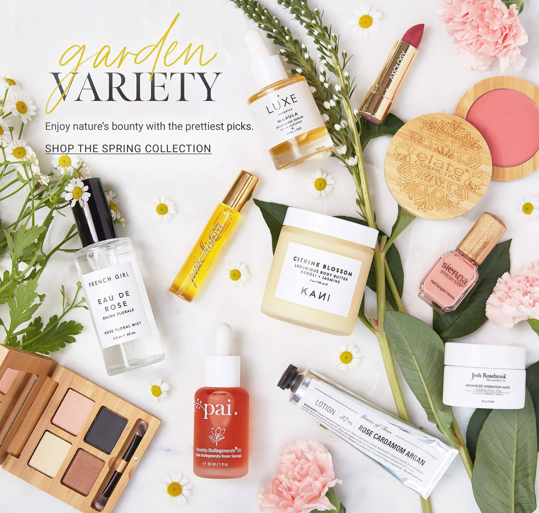 Spring Beauty Collection