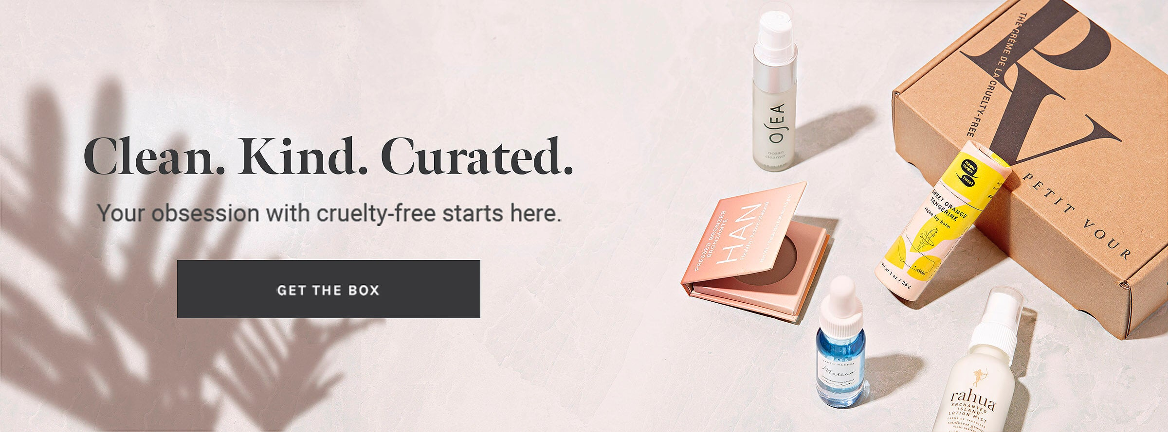 Beauty Box Subscription Options