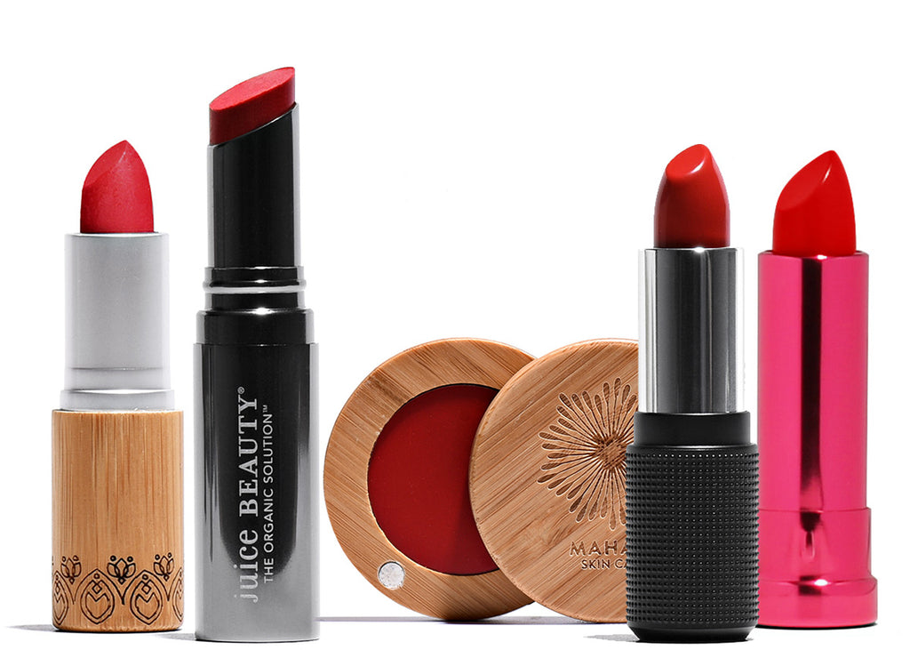 Holiday Lip Guide: Classic Red