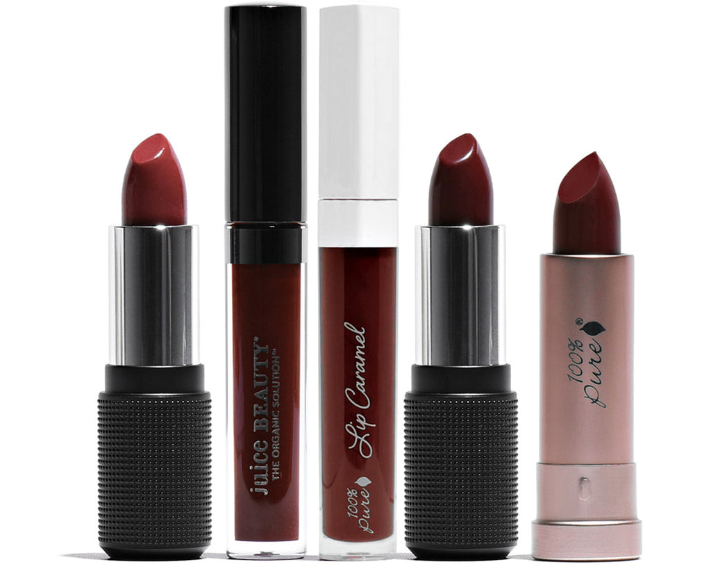 Holiday Lips: The Wine Red
