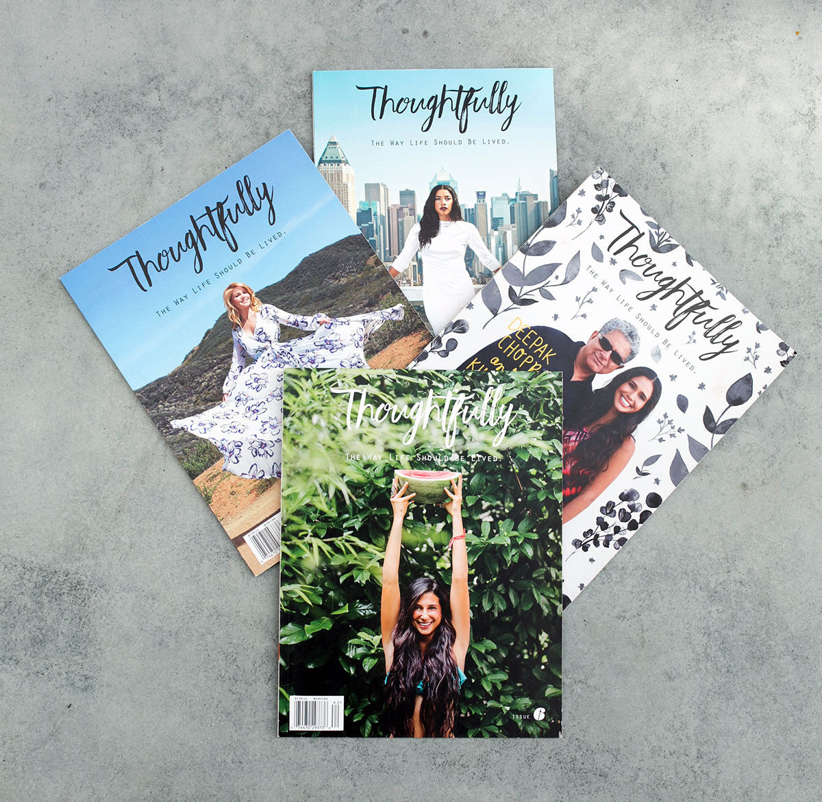 Thoughtfully Magazine Issues