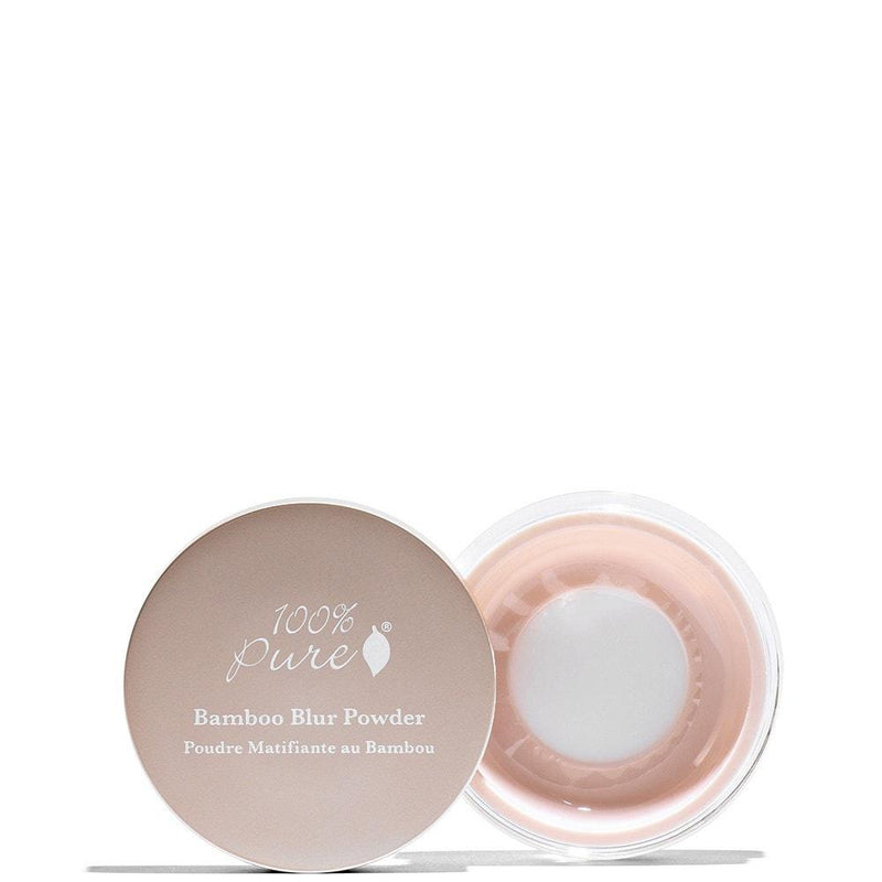 100 Pure Bamboo Blur Powder