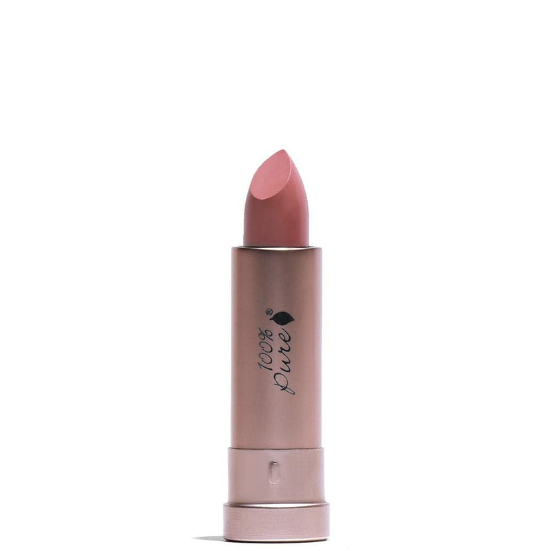 Cocoa Butter Matte Lipstick  by 100% Pure at Petit Vour