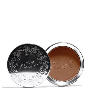 Fruit Pigmented® Powder Foundation .32 oz | 9 g / Cocoa by 100% Pure at Petit Vour