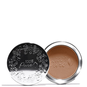 Fruit Pigmented® Powder Foundation .32 oz | 9 g / Mousse by 100% Pure at Petit Vour