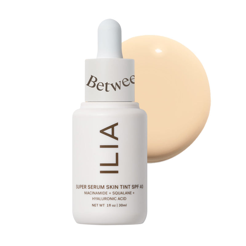 Super Serum Skin Tint SPF 40  by ILIA Beauty at Petit Vour